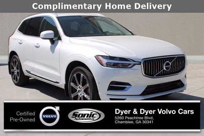 Volvo  XC60 T8 eAWD Inscription